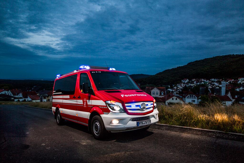 MTW Feuerwehr Ruppertshain