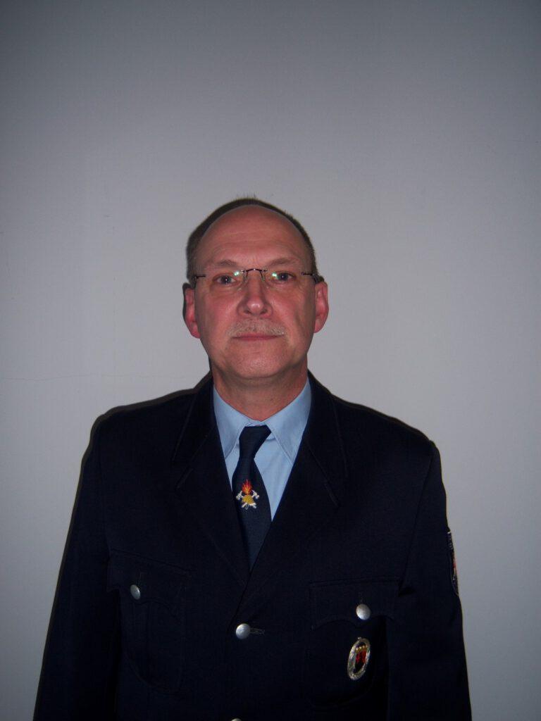 Jürgen Klöckner (stellvertretender Wehrleiter)