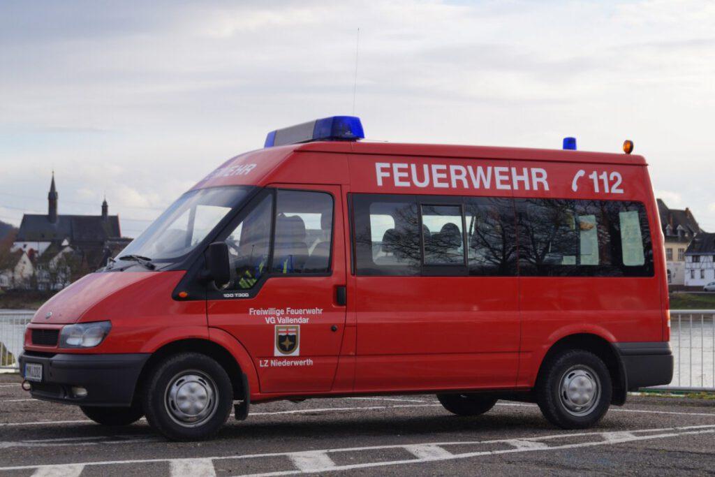 Einsatzfahrzeug MTF LZ Niederwerth