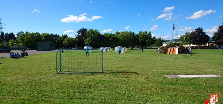 Aftermovie Bubble Soccer Cup