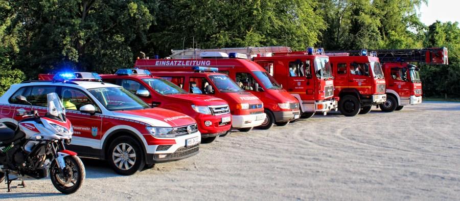 FF Bad Kösen, Freiwillige Feuerwehr, Fahrzeuge, Fahrzeugflotte, Retterherzen, Einsatzfahrzeuge, Einsatz, Saale, Kurstadt, Naumburg / Saale, Technische Hilfeleistung, Löschfahrzeug
