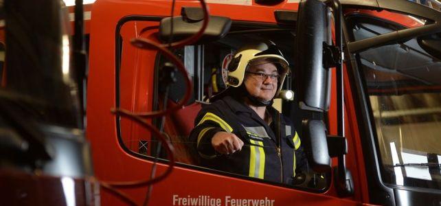Kampf gegen sechs Großbrände