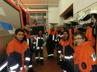 Unsere Feuerwehrjugend
