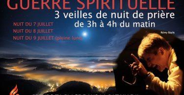 lundi 17 juillet / ecole de ministÈre avec remy bayle : « la maturitÉ dans le discipolat »