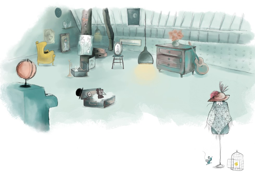double page grenier 2