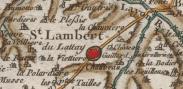 Saint-Lambert-du-Lattay-Cassini