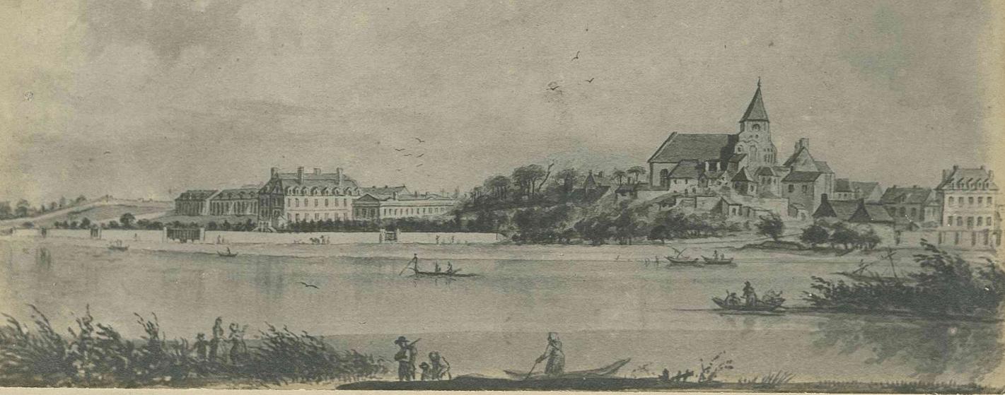 Une ancêtre parmi d'autres, Marguerite DURANT (1621-1685), Sainte-Gemmes-sur-Loire (49)