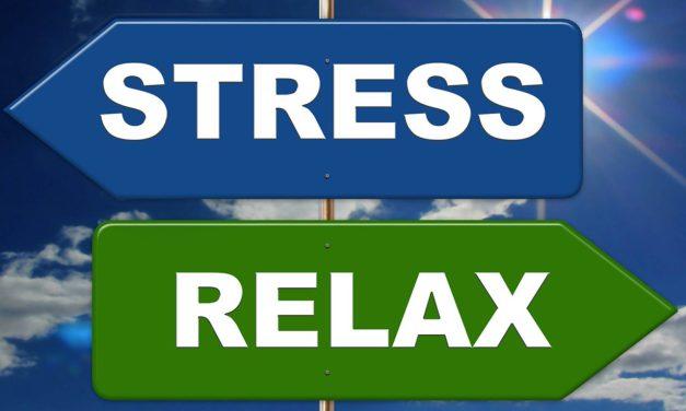 Jak radzić sobie ze stresem- maj 2018