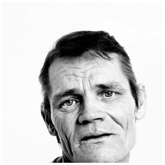Chet Baker by Richard Avedon