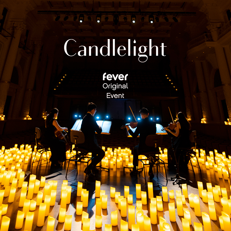 Candlelight: Rock Classics on Strings | Fever
