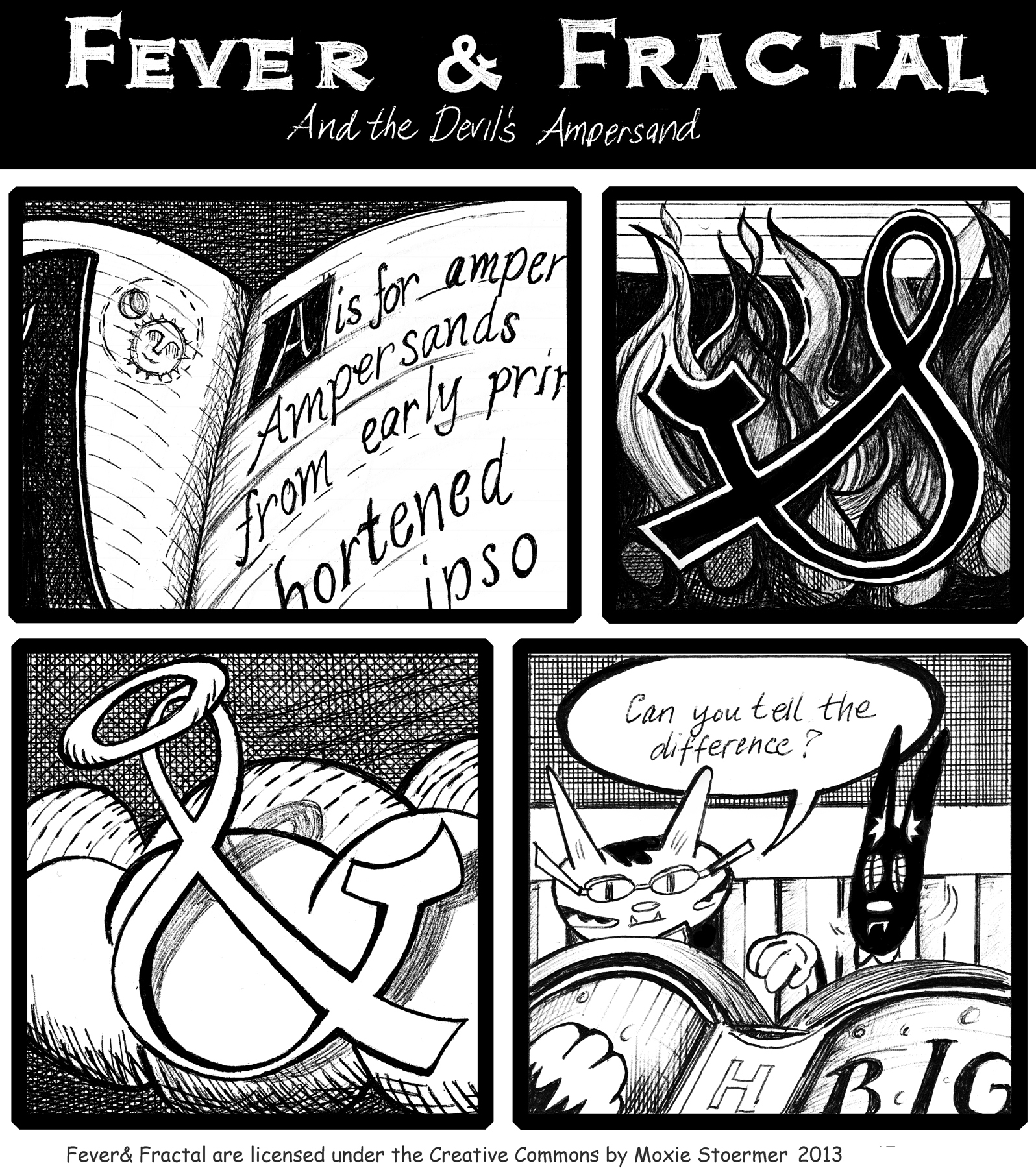 Fever and Fractal: The Devil's Ampersand 2 : 2