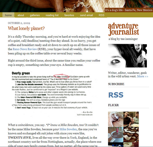 What lonely planet  adventure journalist - Mozilla Firefox 03102009 164843