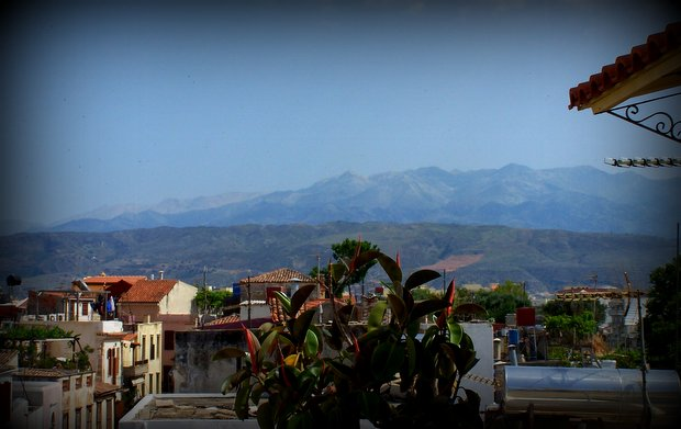 mountains in Crete, Chania