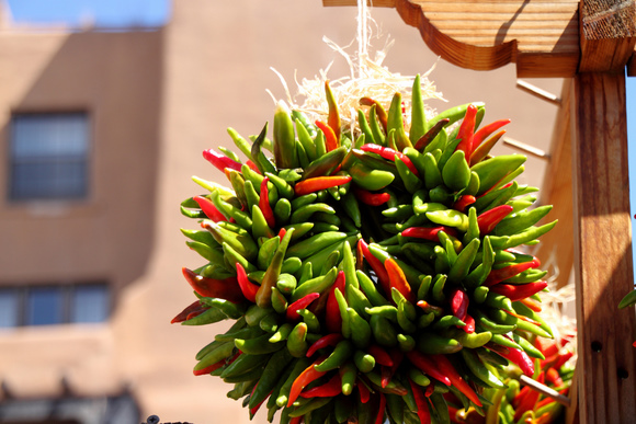 Decorative Chili Peppers, by Mr. T in DC - Flickr