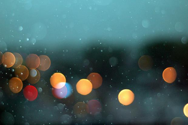 Rain Over Street Lights, by Silent Shot - Flickr