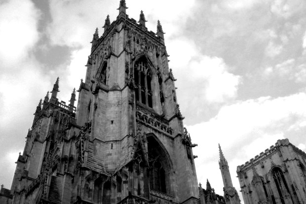 York Minster 1 - by Mike Sowden