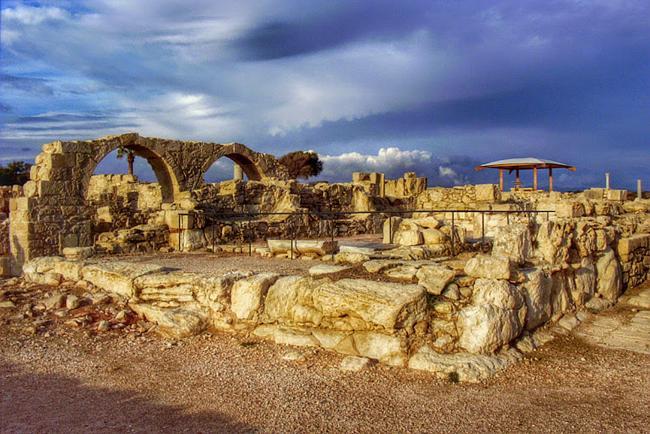 Curium, Cyprus