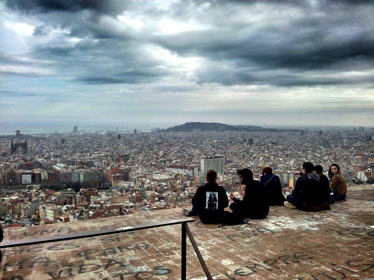 Turó de La Rovira, Barcelona