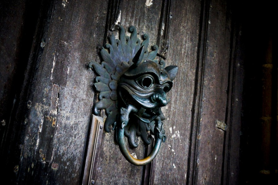 sanctuary knocker durham