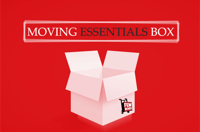 "How to Pack a ""Moving Essentials Box"" Before Your Move"