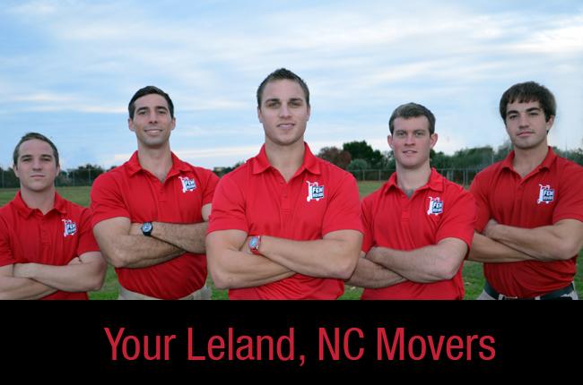 Leland NC's Favorite Moving Company