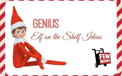 Genius Elf on the Shelf Ideas