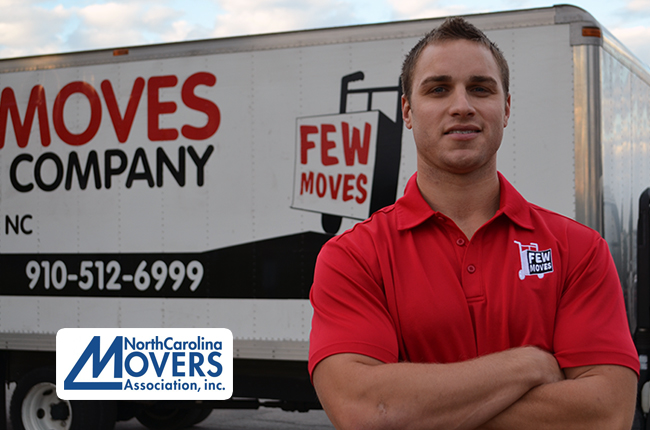 ​Local Moving Company Owner Appointed to NC Movers Association