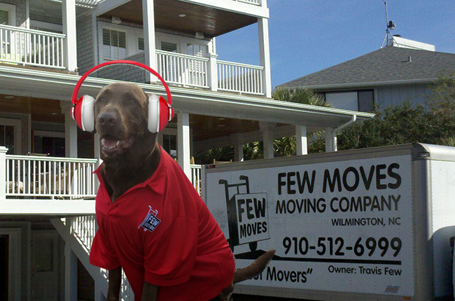 What to Put on Your Moving Day Playlist
