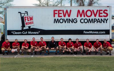 Moving Cross Country from Raleigh, NC? Our Clean Cut Movers Can Help!