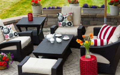 What Should I Do With My Summer Furniture During Cold Months?