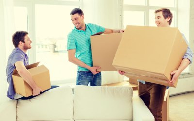 "How to Avoid Moving Woes with your ""Bros"" During a DIY Move"