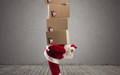 5 Christmas Moving Tips from Santa