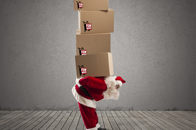 5 Christmas Moving Tips from Santa