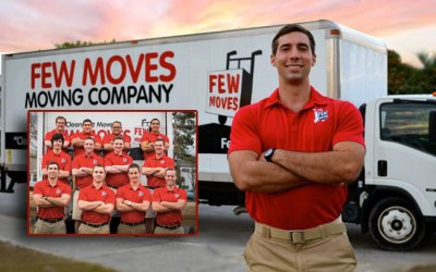 Raleigh NC's Clean Cut Movers – Meet the Few Moves Crew