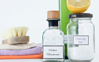 ​New Year's Resolution: Green Ways to Keep Your New Home Clean in the New Year