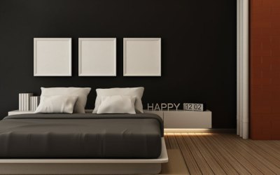 Less Stuff, More Happiness In The New Year: Tips for a Minimalist House