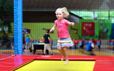 10 Indoor Activities in Raleigh to Wear Kids Out When It's Cold Outside