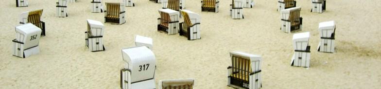 Strandkörbe Heringsdorf