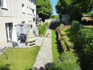 Fewo Usedom mit Garten