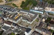 Luftaufnahme Rathaus © Stadt Heiligenhaus