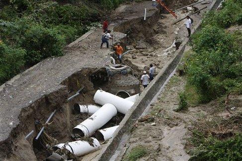 El_Salvador_Flooding AP
