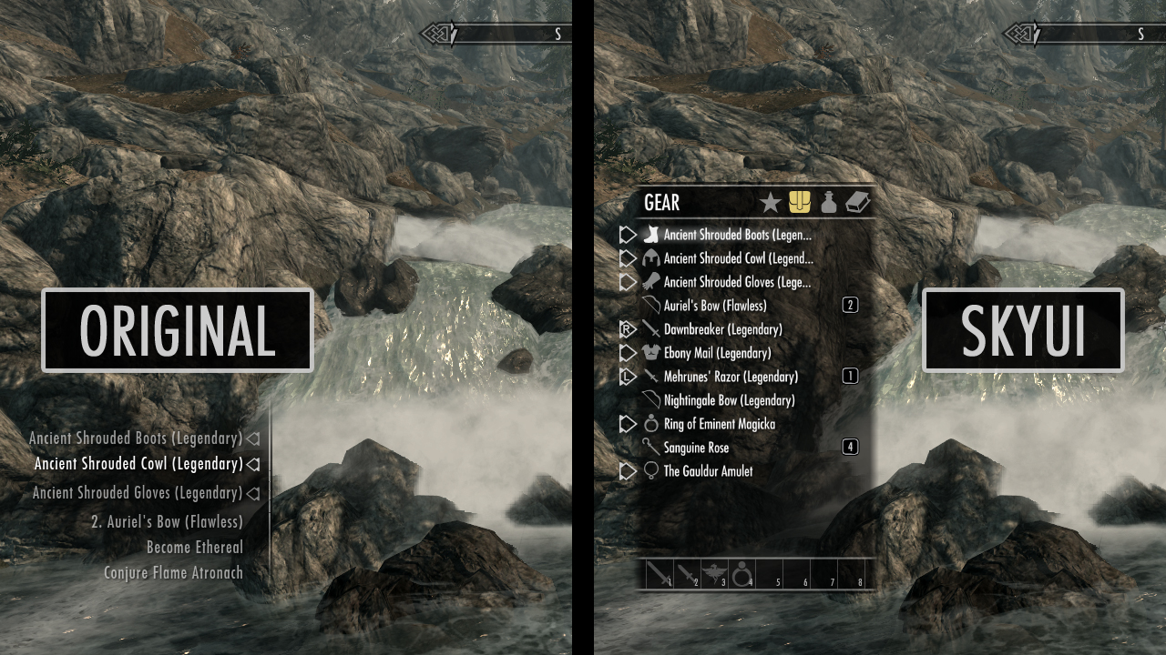 SkyUI Now On TES V Skyrim Special Edition Fextralife