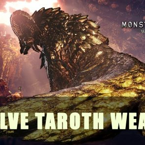 MHW: Arch Tempered Kulve Taroth Weapons | Best Headphones