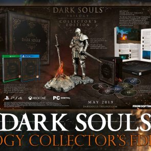Dark Souls Trilogy: Collector's Edition will Cost £449/€499 99