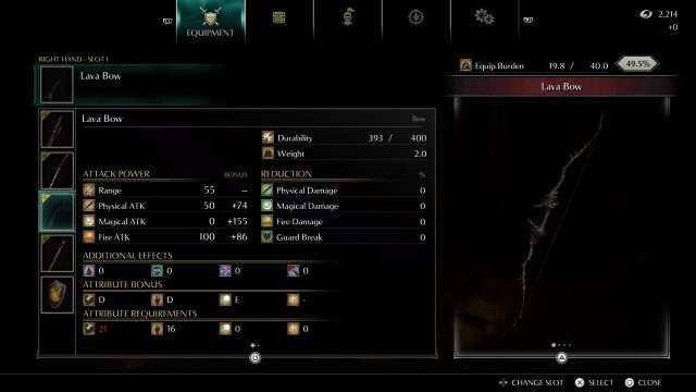 demons-souls-builds-arcane-archer-advanced-bow-guide-lava-bow
