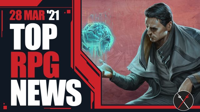 RPG Top News Of The Week, March 28 (Biomutant: Magic: Legends: Atomic Heart More!)