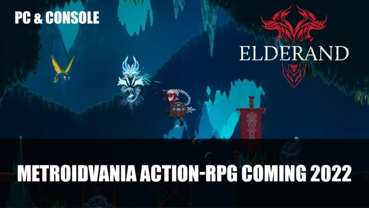 Game Elderand Metroidvania announced by the Console and PC