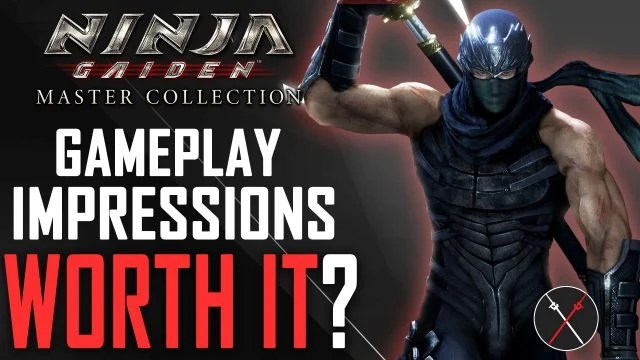Ninja Gaiden Master Collection Is it value it?  Review impressions of the Sekirei HULTH Fe Nioh