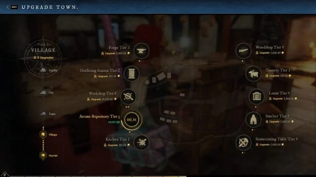 Settlement Upgrades New World Gold Guide How to Farm Gold As A Beginner