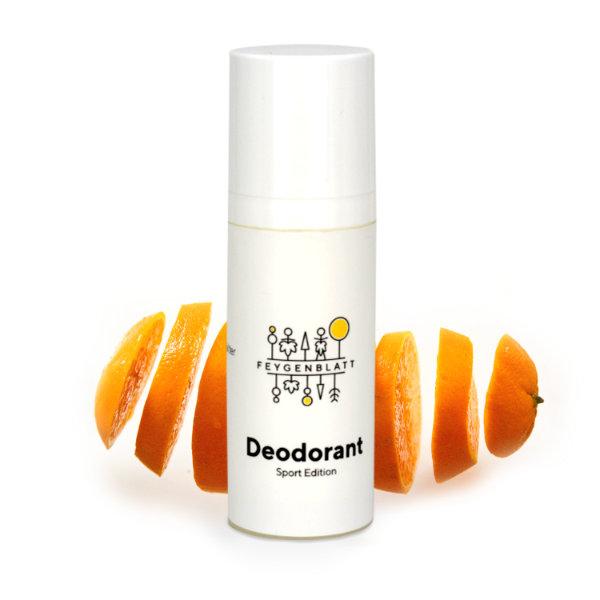 Deodorant Fruchtig Feygenblatt